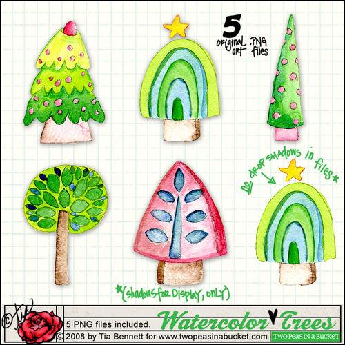 Preview_watercolor trees_tia_2peas