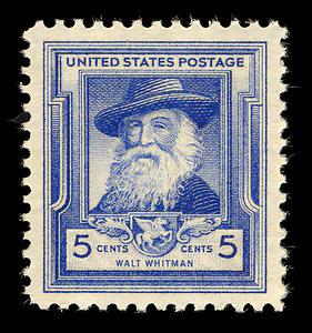 Stamp-1948US-Walt_Whitman